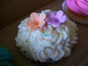 Cupcake de chez Itsy Bitsy