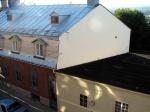 Vue sur d'autres toits