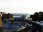Montagnes au loin
